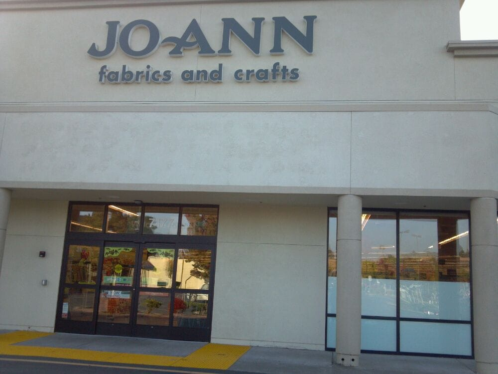 Jo ann fabric and craft 42 photos fabric stores for Joann craft store near me