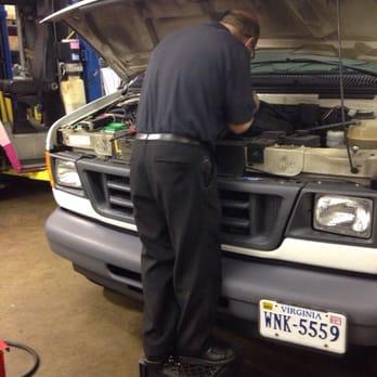 chantilly auto repair service chantilly va united states mr han
