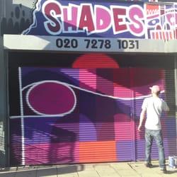 Shades, London