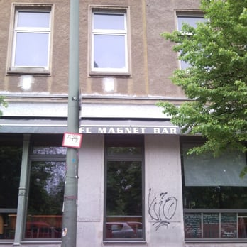 FC Magnet Bar - Where boys DO cry - Berlin, Deutschland