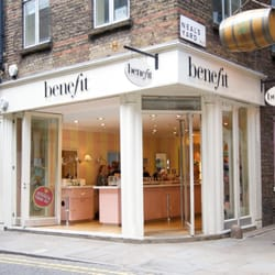 Benefit Cosmetics, London