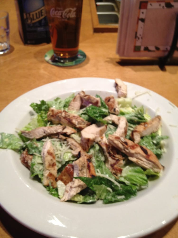 Texas Roadhouse - Columbia, MO, United States. Grilled Chicken Caesar ...
