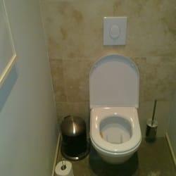 schicke toilette