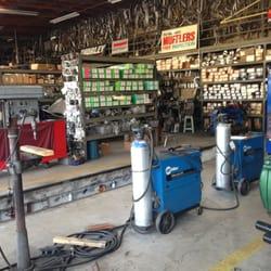 Ed hanson s muffler service 42 photos auto repair for Hanson motors service department