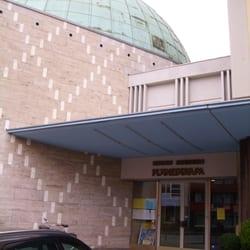 Planetarium, Nürnberg, Bayern