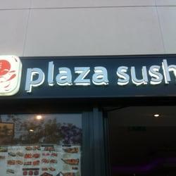 Plaza sushi montigny le bretonneux