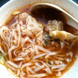 Nudelsuppe mit Wan Tan