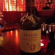 SOLEUS wine