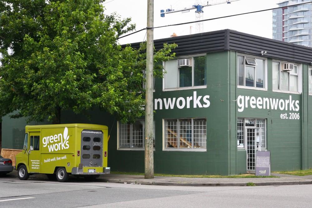 Greenworks Building Supply