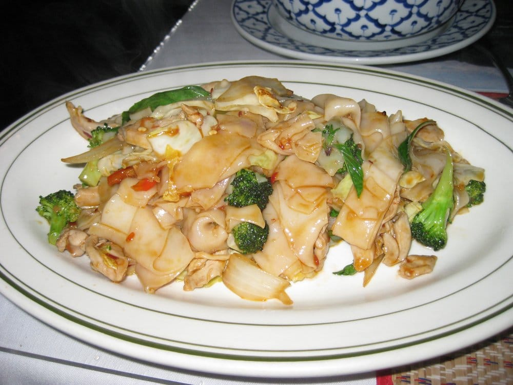 Kee mao gai yelp for Ano thai lao cuisine menu