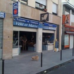Vent et Marée, Paris, France
