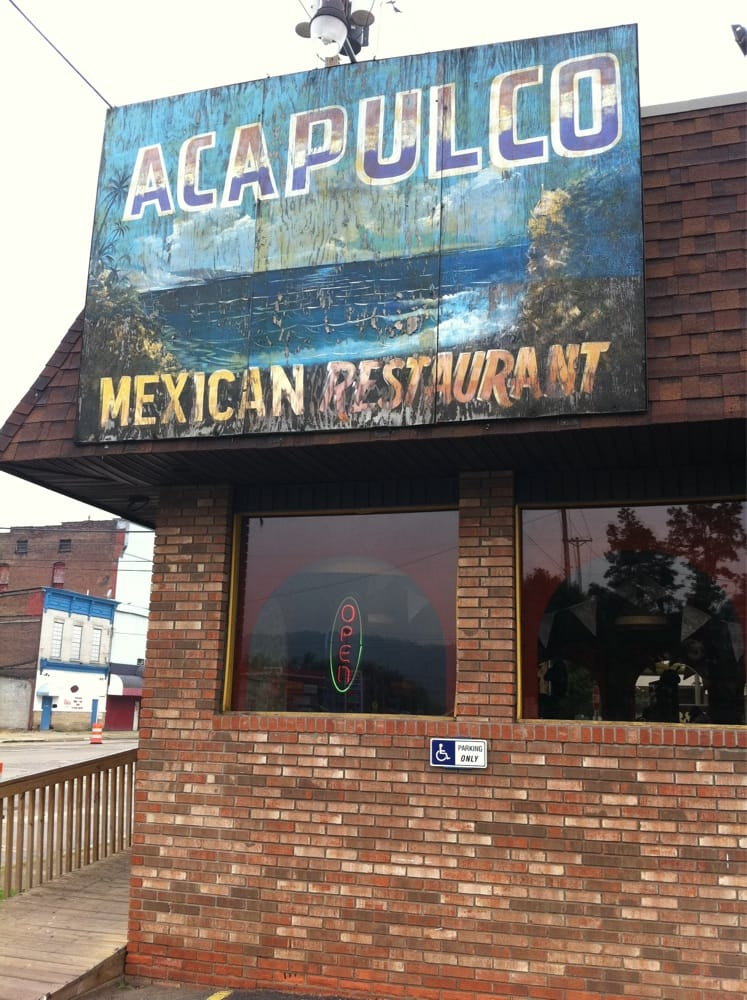 Acapulco mexican restaurant mexican moundsville wv for Acapulco loco authentic mexican cuisine
