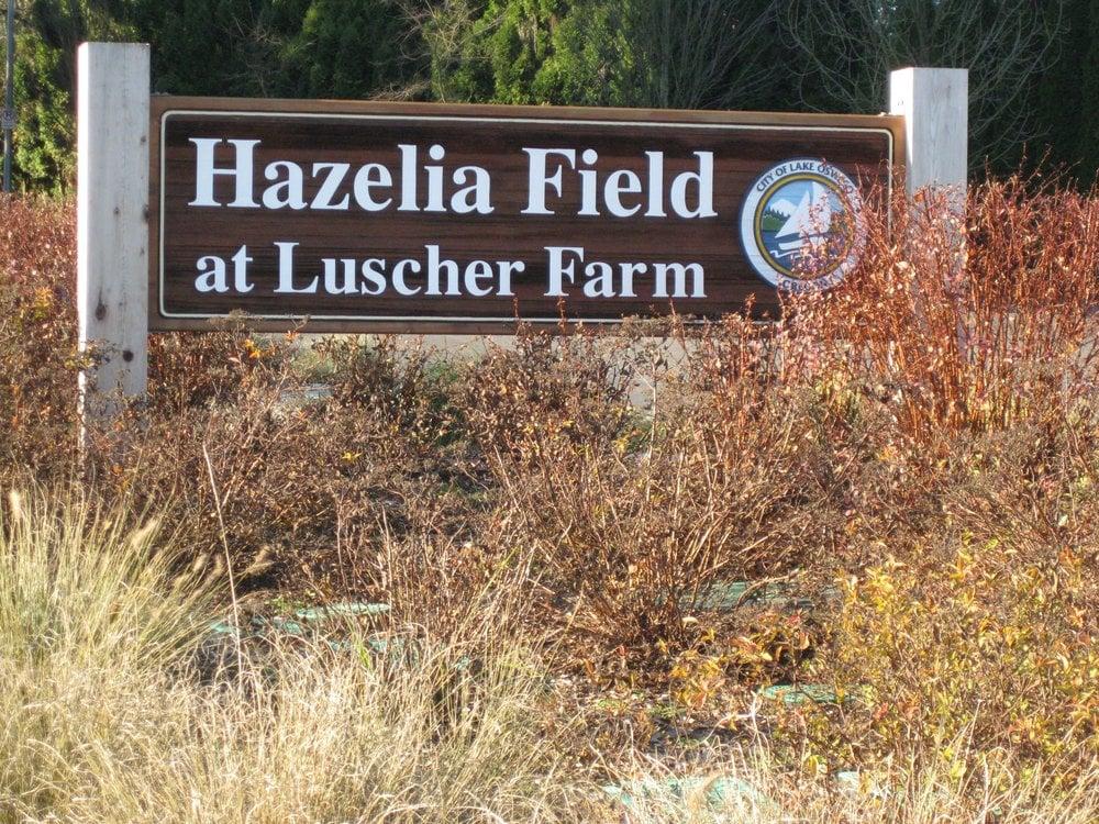 Hazelia Field Dog Park Lake Oswego Or