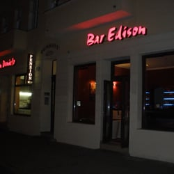 Bar  Edison, Berlin