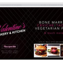 Valentine S Bakery Amp Kitchen 54 Photos Bakeries 6415