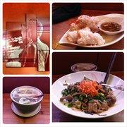 Leckere vietnamesische Gerichte,…