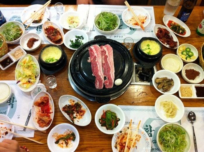 Best Korean BBQ NYC Hahm Ji BAch