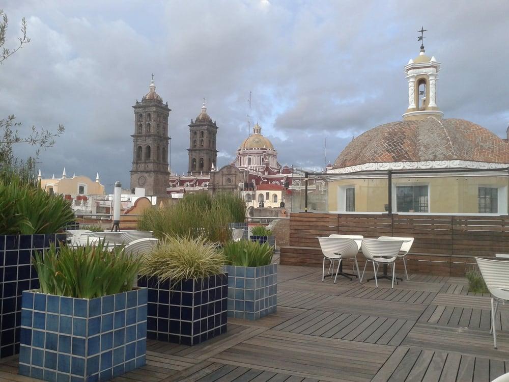 Cafe Amparo Puebla Café Del Museo Amparo Cafes