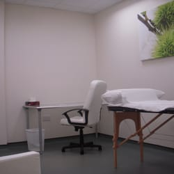 One of our five fantastic treatment rooms