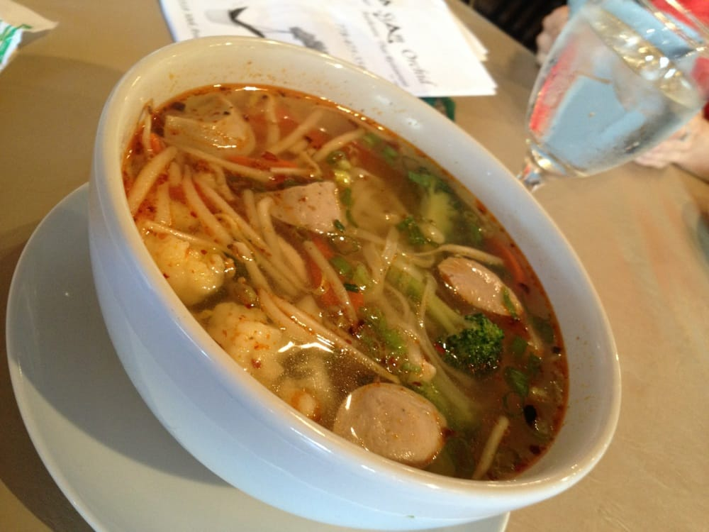 Thai Restaurant Vernon Bc