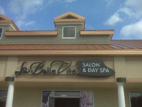 Photos for la bella vita salon day spa yelp for La bella vita salon