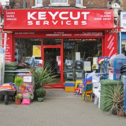 Keycut Services, London