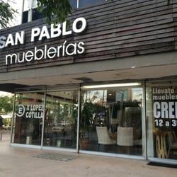 Muebleria san pablo furniture stores guadalajara for Mueblerias en guadalajara minimalistas