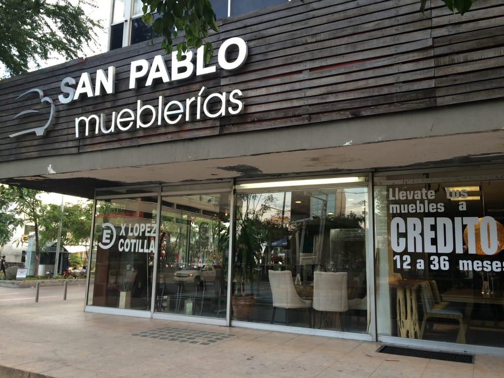Muebleria san pablo tienda de muebles guadalajara for Muebleria mi casa montevideo