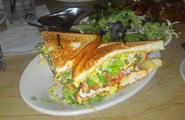 ... Factory - Irvine, CA, United States. Blackened Chicken Sandwich