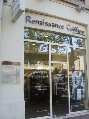 Renaissance coiffure coiffeur salon de coiffure lyon for Achat salon de coiffure lyon