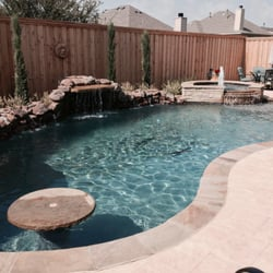 Riverbend sandler pools hot tub pool plano tx yelp - Public swimming pools in poughkeepsie ny ...