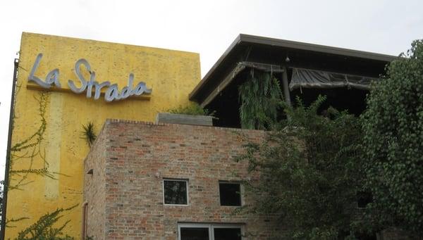 La strada restaurant gesloten fourth ward houston for La strada motors houston tx