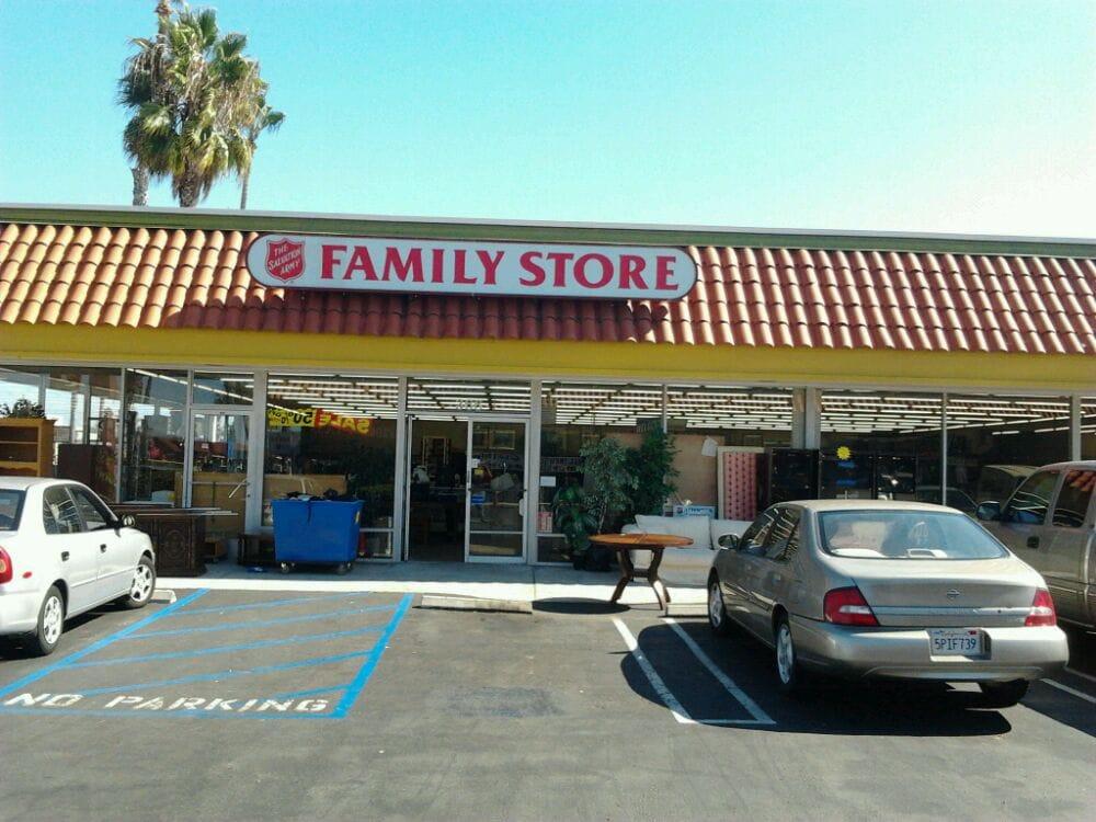 The Salvation Army Thrift Stores Chula Vista Chula Vista Ca United States Reviews