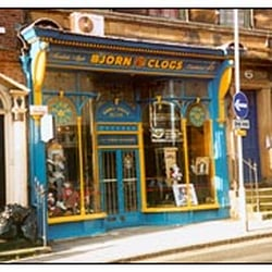 Bjorn Clogs, Scarborough, North Yorkshire