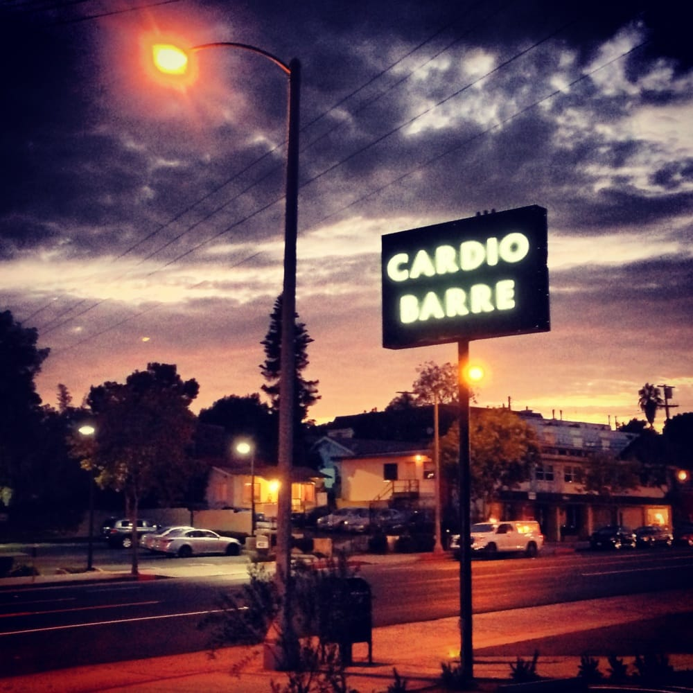 Barre Cardio Night Time at Cardio Barre