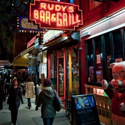 Rudy S Bar Nyc Hot Dogs