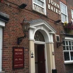 John Baird, London