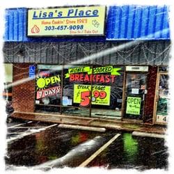 Lisas Place logo