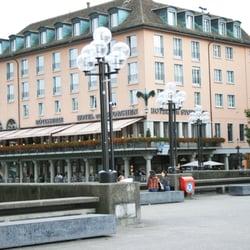 Das Storchen Hotel, Restaurant, Bar ist…