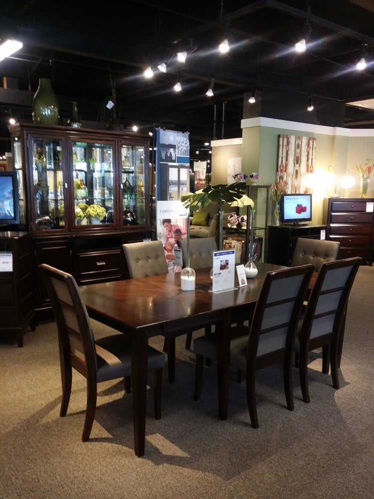 Ashley furniture homestore 40 photos furniture stores for Furniture stores honolulu