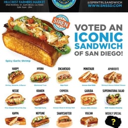 Photos for supernatural sea to sandwich yelp for Hhgregg san diego