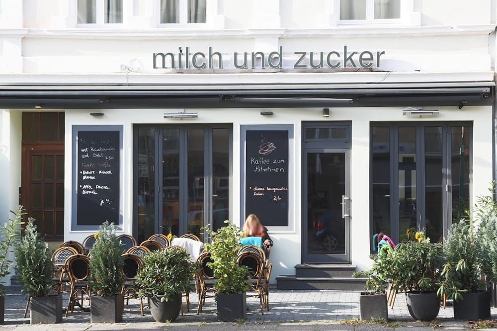 milch und zucker 43 fotos caf nordend west frankfurt hessen beitr ge yelp. Black Bedroom Furniture Sets. Home Design Ideas
