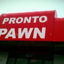 Pronto Pawn logo