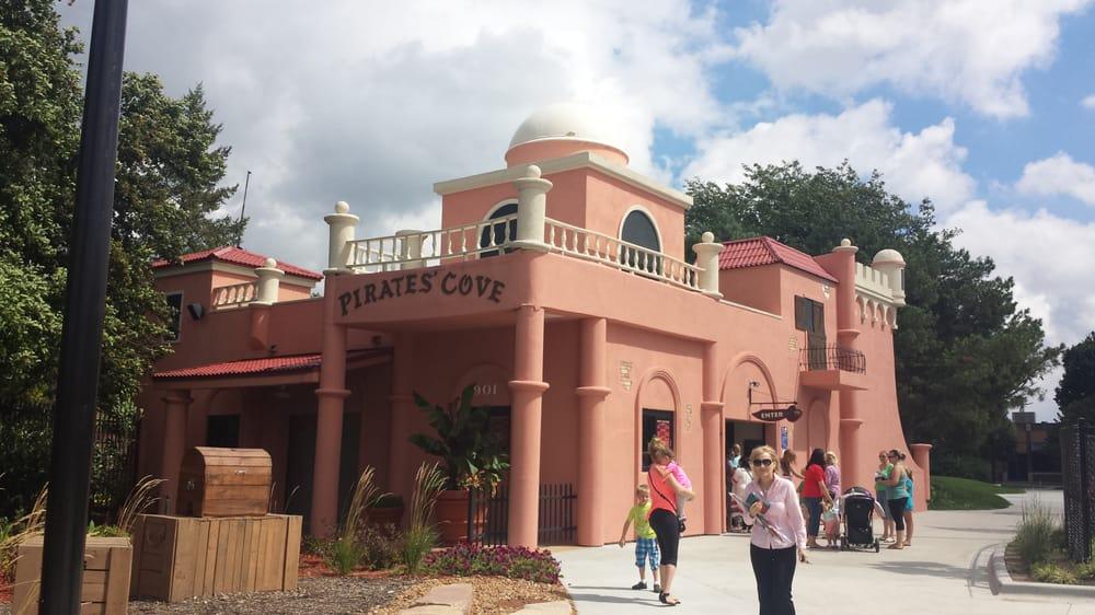 Pirate's Cove Childrens Theme Park - Amusement Parks - Elk ...
