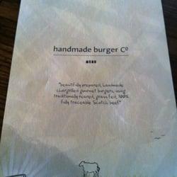 Handmade Burger Co., Lincoln