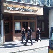Indian Summer, Brighton