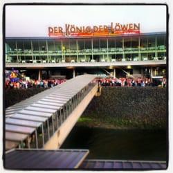 Disneys Der König Der Löwen, Hamburg