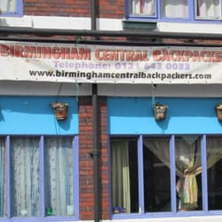 Birmingham Central Backpackers, Birmingham, West Midlands