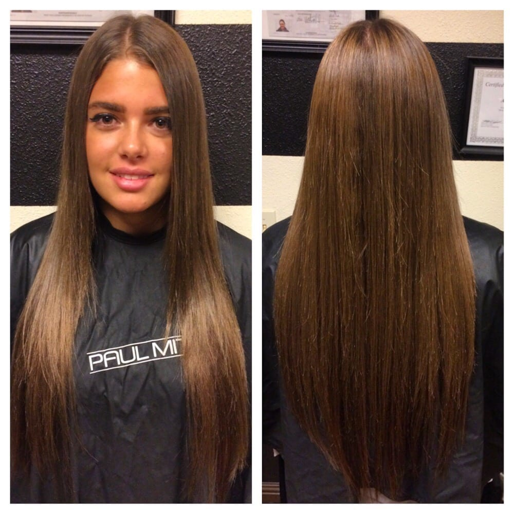8 Inch Hair Extensions Before And After Choice Image