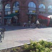 Subway, Frankfurt, Hessen
